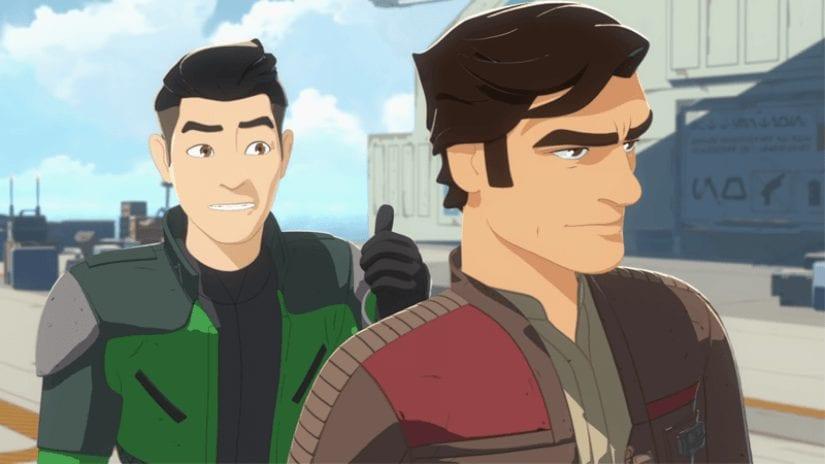 star wars resistance release date trailer news