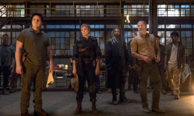 The Walking Dead – zdjęcia z ostatniego sezonu Ricka Grimesa
