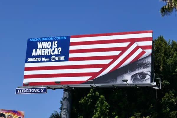 who is america showtime billboard
