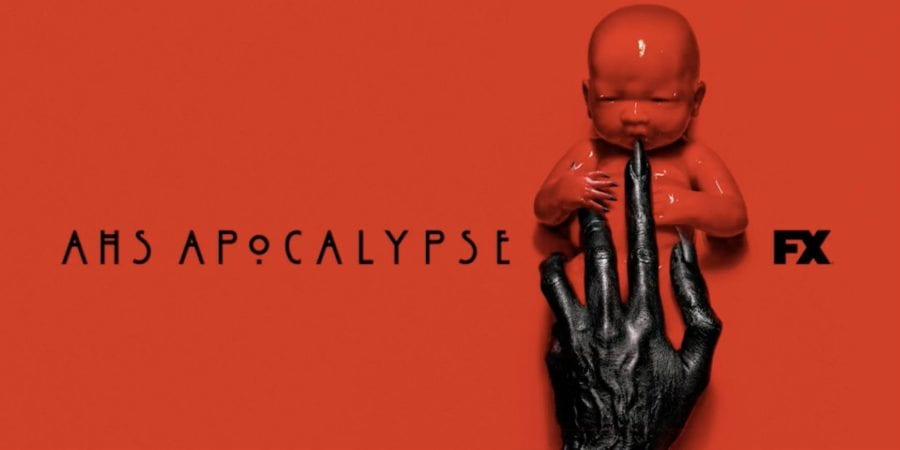 American Horror Story Apocalypse banner