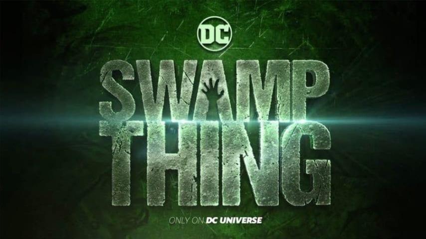 Swamp Thing Logo 1