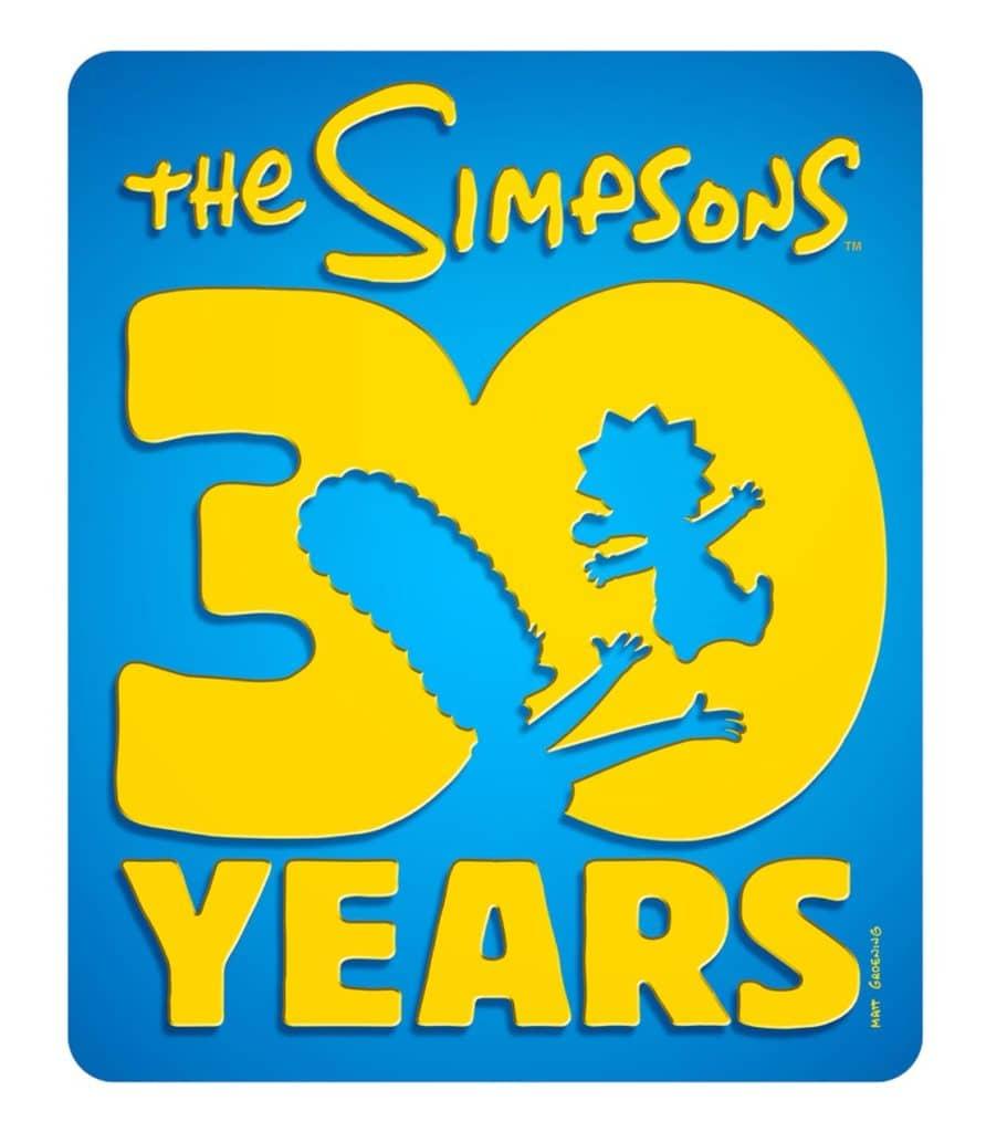 The Simpsons Season 30 New Logo