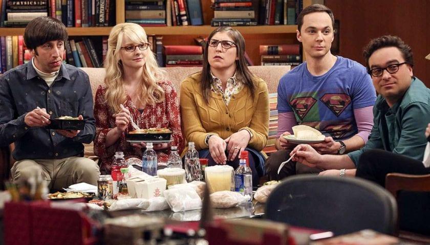 big bang theory l7 ratings 2017 18