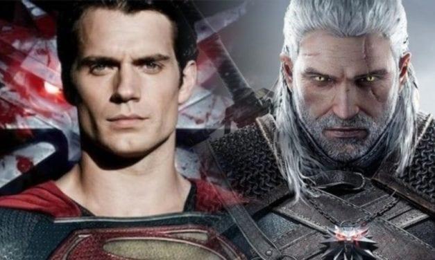 Wiedźmin Netflixa – Henry Cavill zagra Geralta