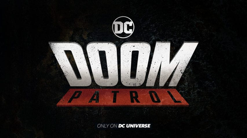 doom patrol tv series logo