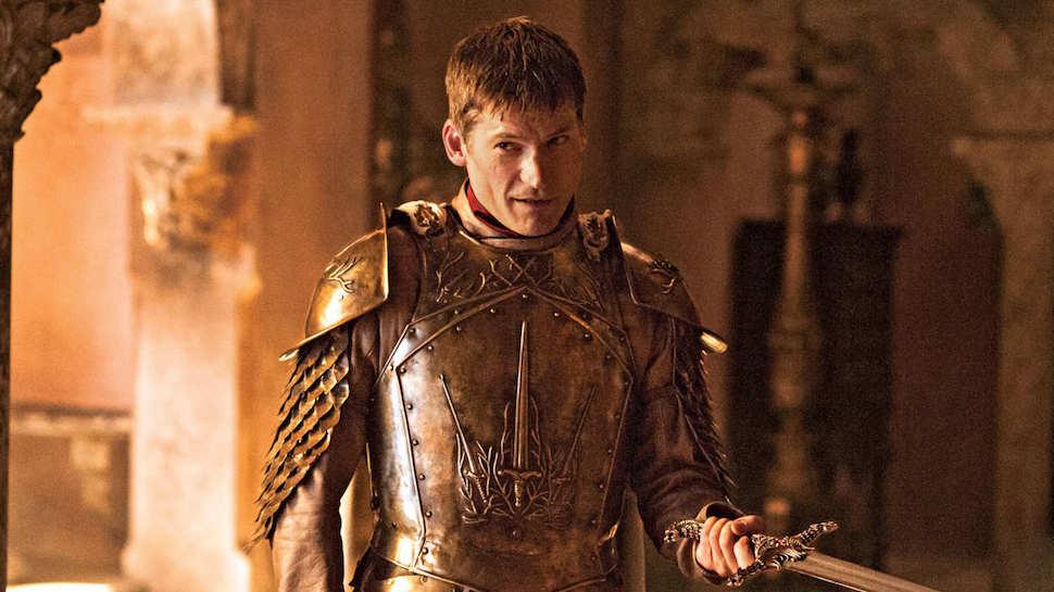 Jamie Lannister Gra o tron