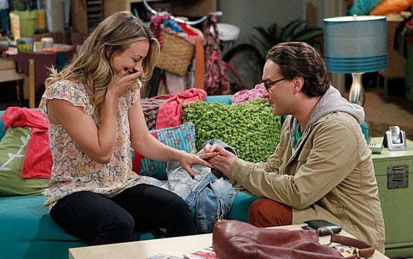 The Big Bang Theory – czy Penny i Leonard doczekają się dziecka?
