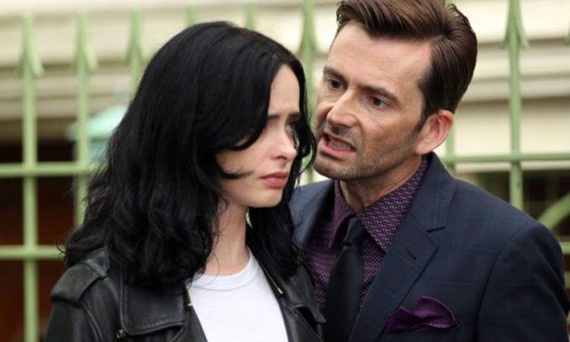 Jessica Jones: czy David Tennant powróci jako Kilgrave?