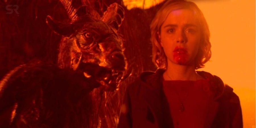Chilling Adventures of Sabrina Scary