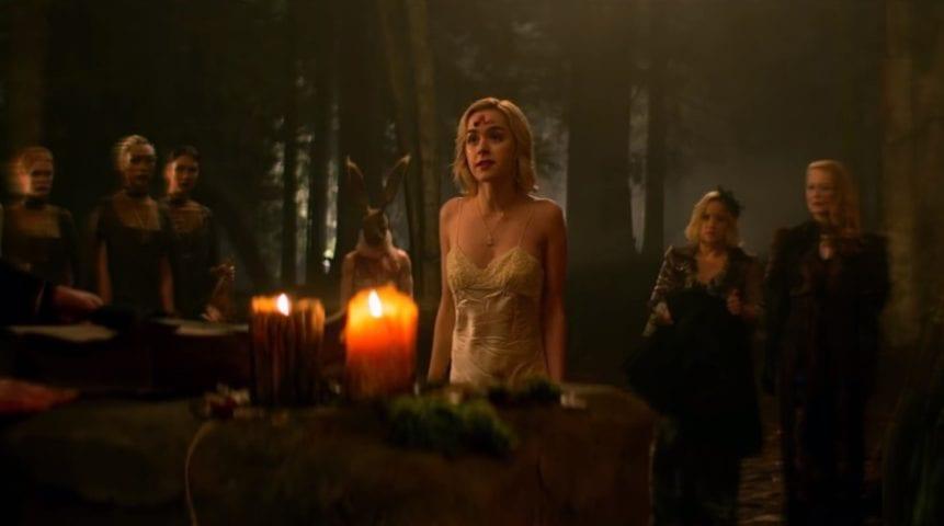 Chilling Adventures of Sabrina oficjalny zwiastun serialu o nastoletniej czarownicy article