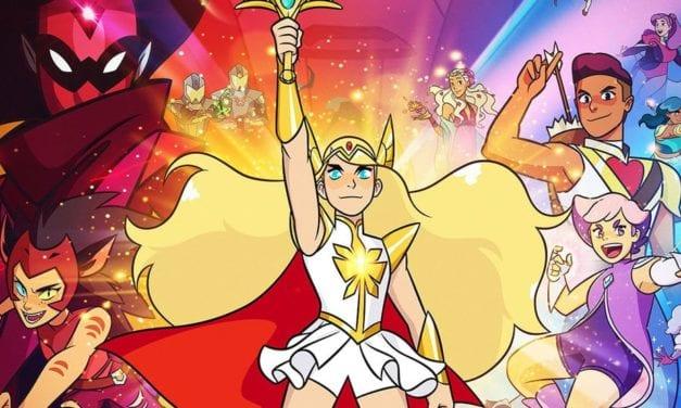 She-Ra: Princess of Power – zwiastun i zapowiedź bohaterów LGBT