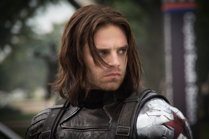 captain america the winter soldier bucky