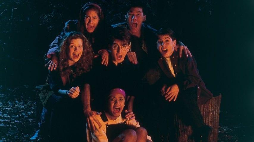 najlepsze seriale na halloween