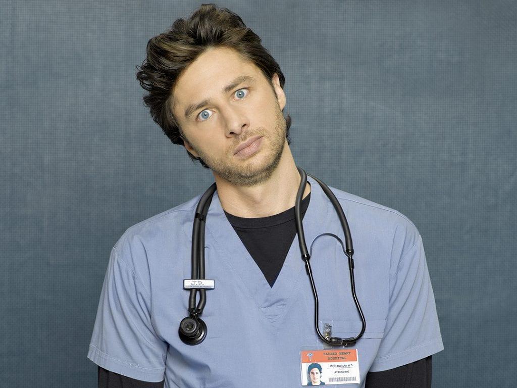 serialowi lekarze