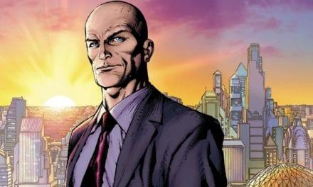 Supergirl zmierzy się z Lexem Luthorem