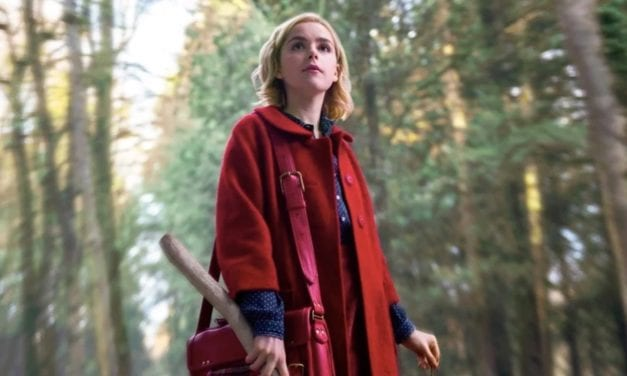 Chilling Adventures of Sabrina z nowym wideo