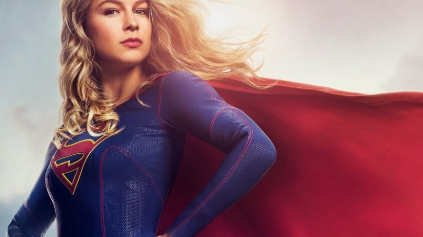 supergirl - seriale o superbohaterach