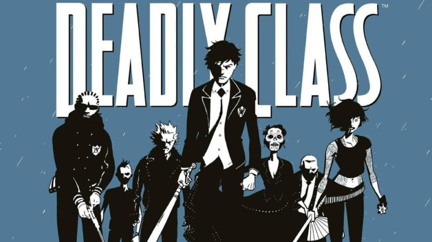 deadly class slider