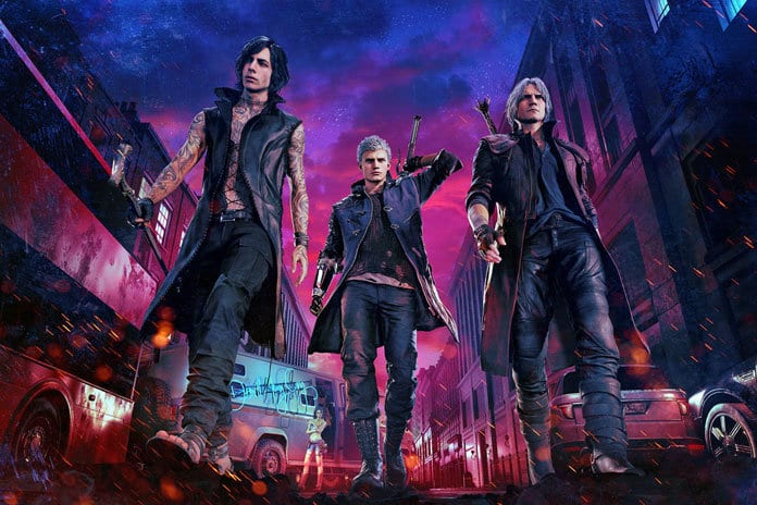 devil may cry to be an animated series