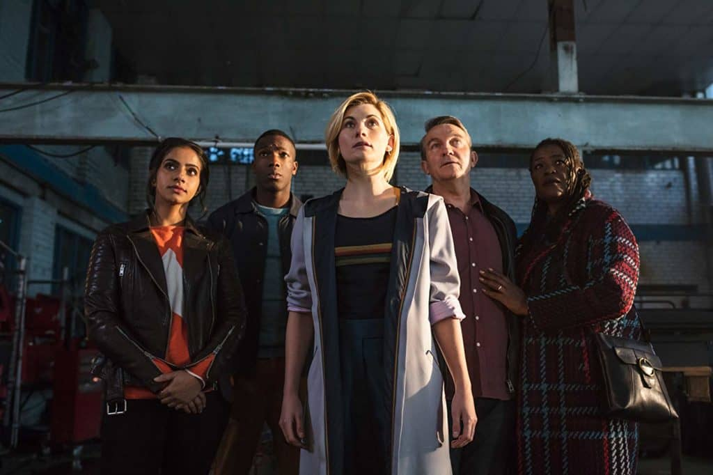 Doctor Who - 11 sezon