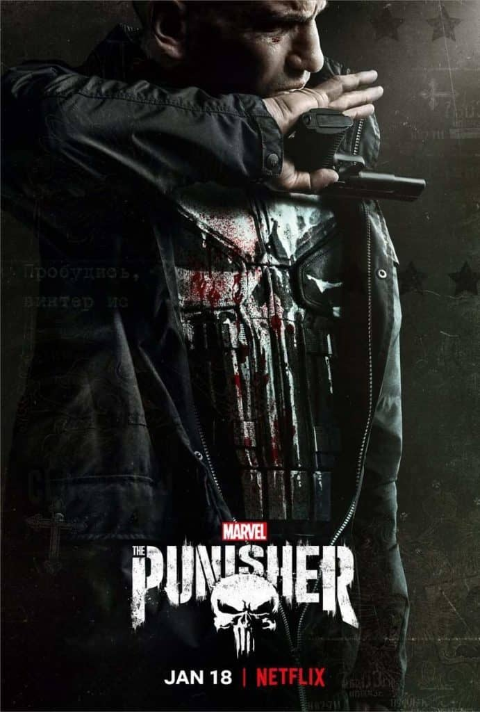Marvels The Punisher Season 2 poster 691x1024