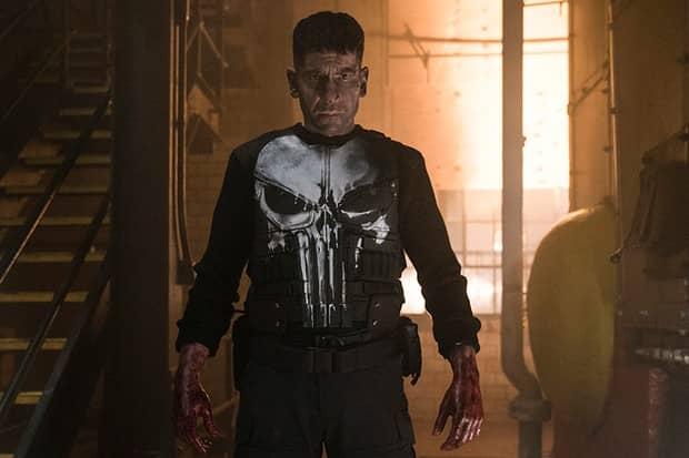The Punisher 1 - Noworoczne fajerwerki – styczniowe premiery seriali