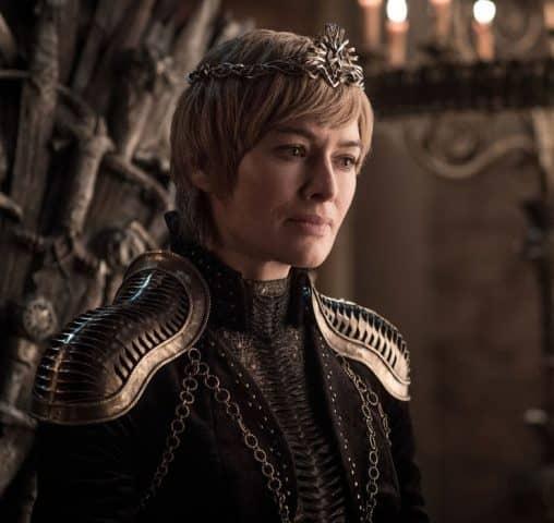 Game of Thrones Season 8 Cersei Lannister Close