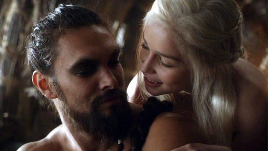 Serialowe pary: Daenerys i Khal Drogo – Gra o tron