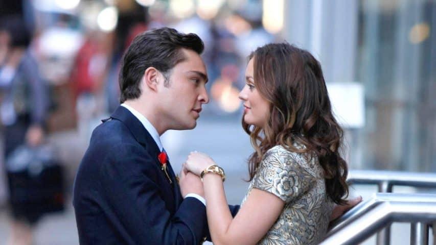 Najlepsze serialowe pary: Blair i Chuck– Plotkara