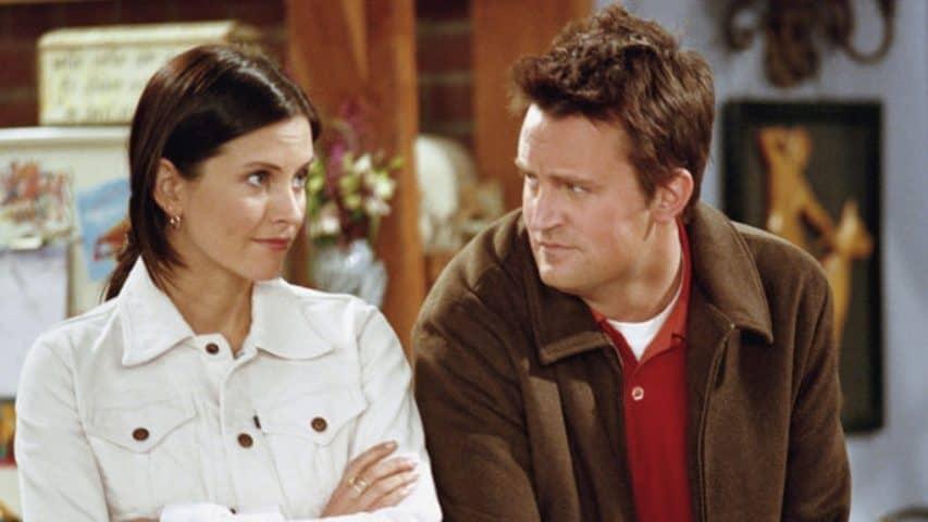 Monica i Chandler – Przyjaciele