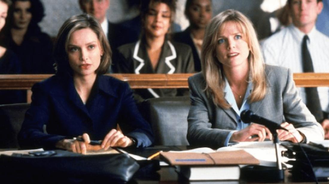 Amerykańskie seriale prawnicze - Ally McBeal