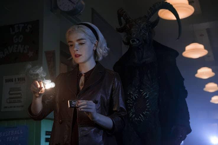 chilling adventures of sabrina season 2 dark lord
