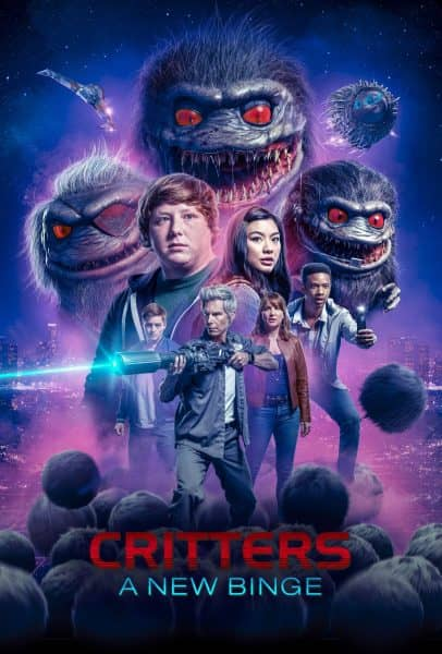 critters a new binge poster 406x600