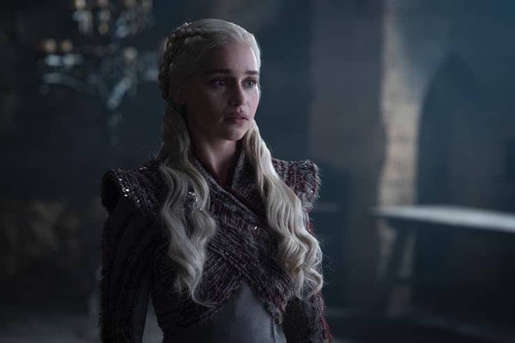 game of thrones season 8 daenerys targaryen