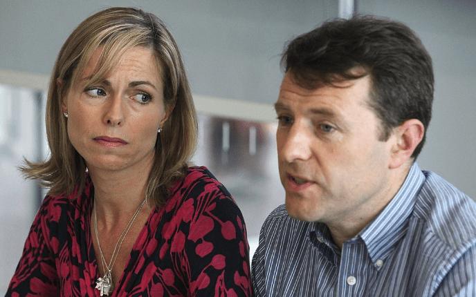 Kate i Gerry McCann