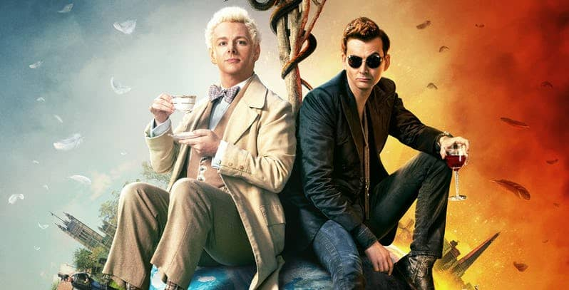 michael sheen and david tennant in good omens amazon prime