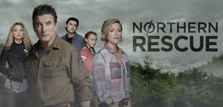 Northern Rescue - zdjęcie głównych bohaterów