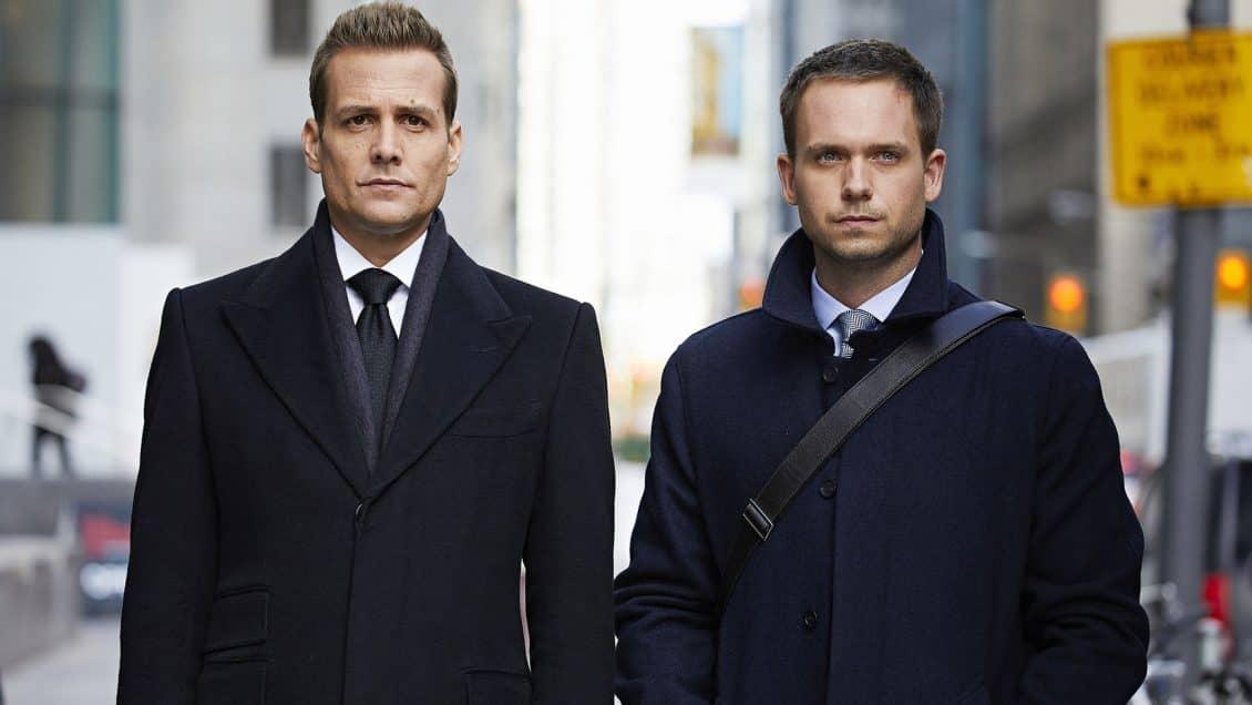 Seriale prawnicze The Suits