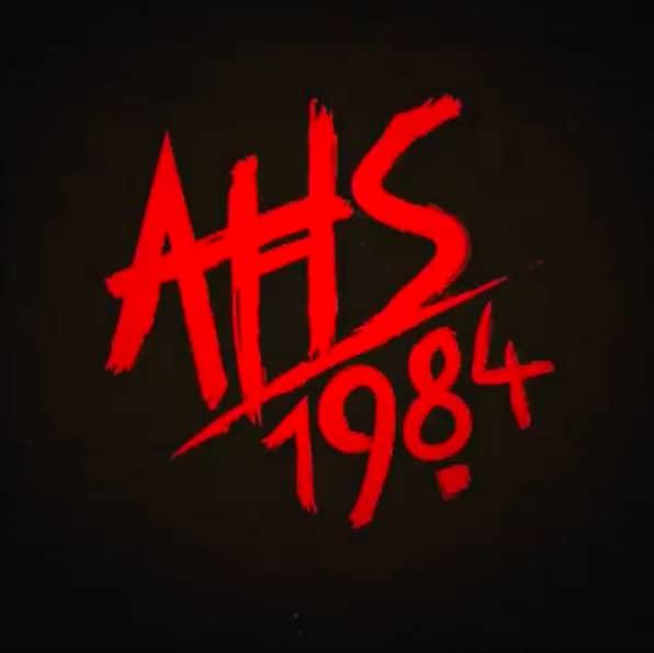 american horror story 1984 logo1