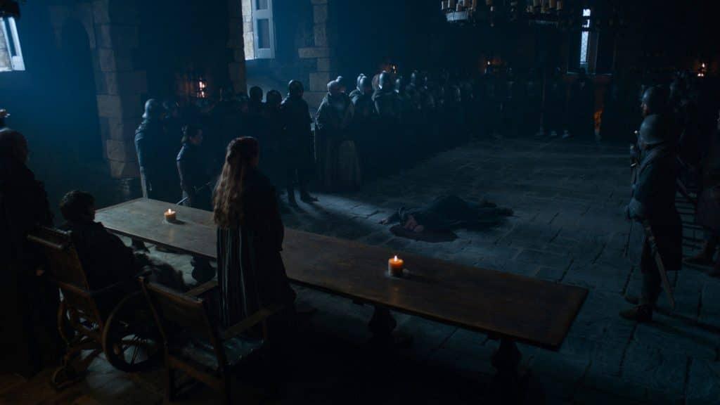 littlefingers death episode 707