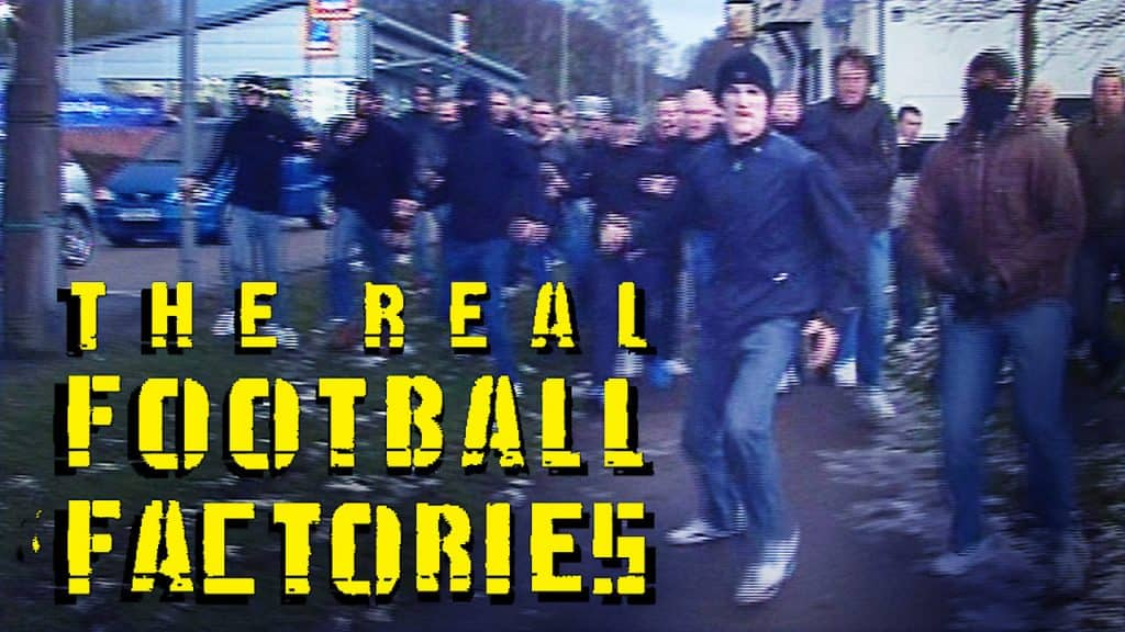 Seriale o piłce nożnej The real football factories