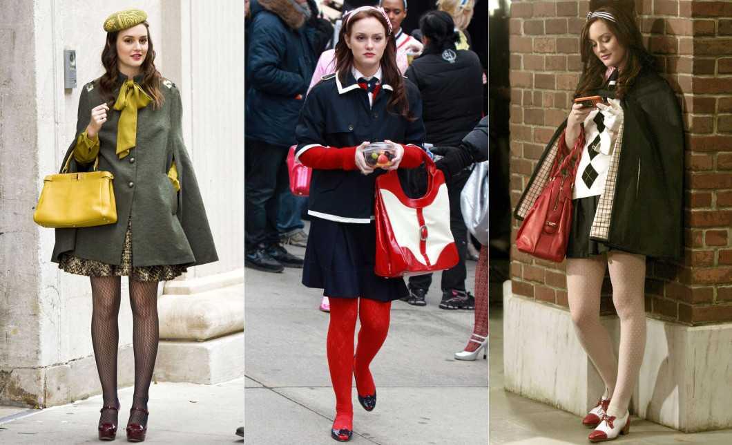 serialowe ikony mody plotkara