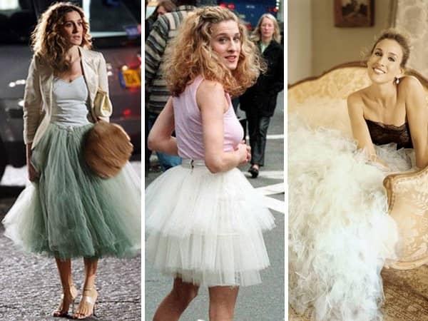 serialowe ikony mody Carrie