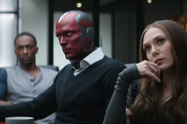 vision scarlet witch civil war