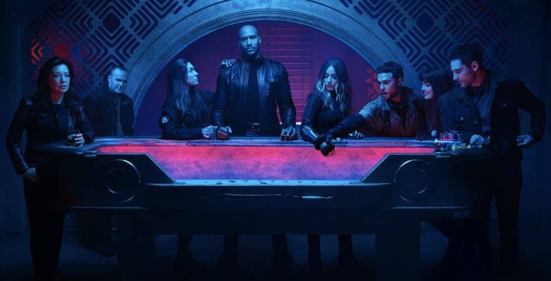 agents of shield season 6 cast photo cropped