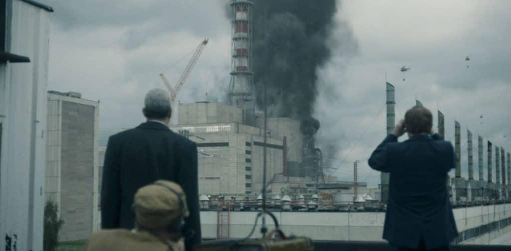 Chernobyl - Czarnobyl serial HBO