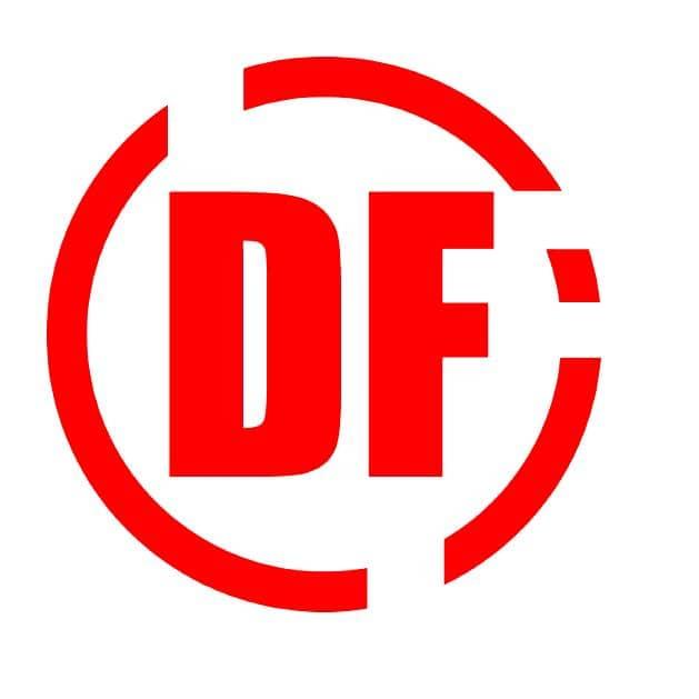 logo df white