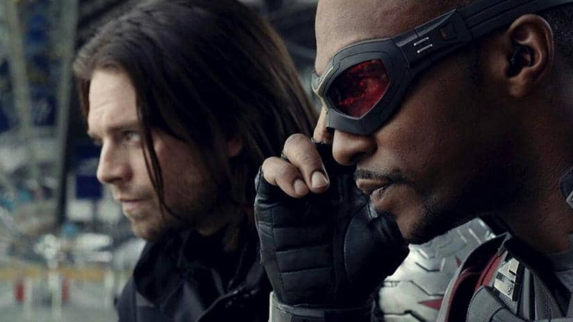 marvel falcon winter soldier tv series disney