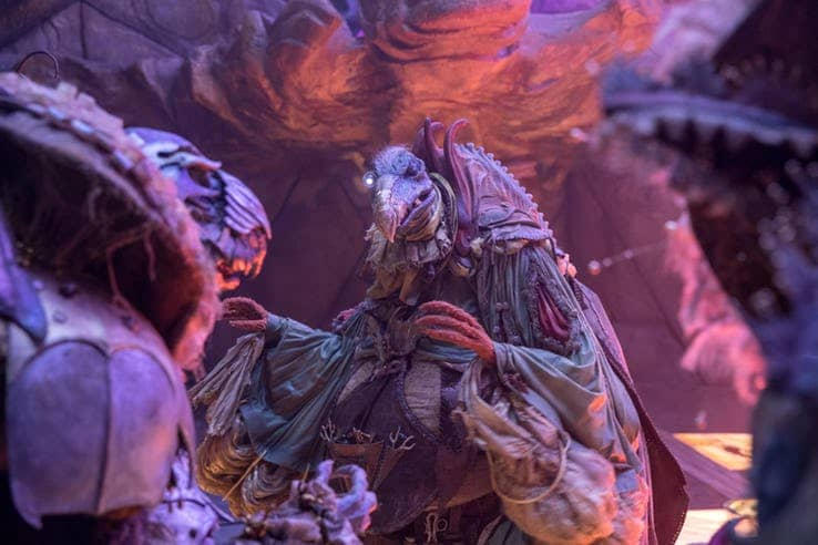 the scientist skesis in the dark crystal age of resistance