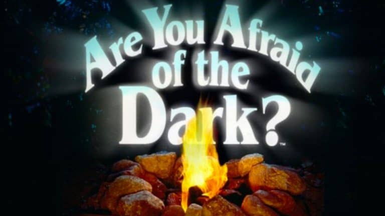 are you afraid of the dark